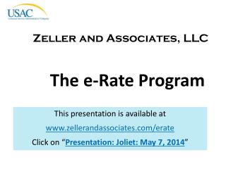 Zeller and Associates, LLC