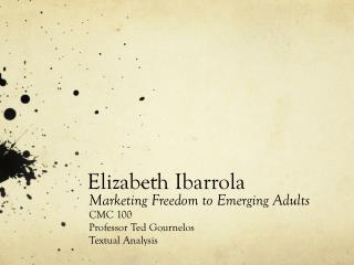 Elizabeth  Ibarrola