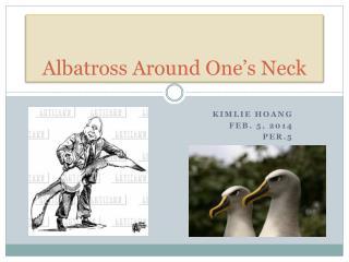 Albatross Around One's Neck