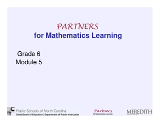 Teaching  Learning in Quadrant D