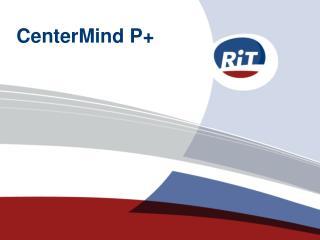 CenterMind P+