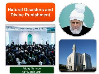 Friday Sermon 18 th  March 2011