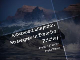 Advanced Litigation Strategies in Transfer Pricing