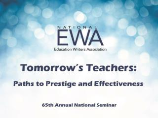 Getting to the source:  Teachers and the Future of their Profession