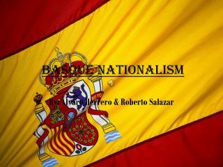 Basque nationalism