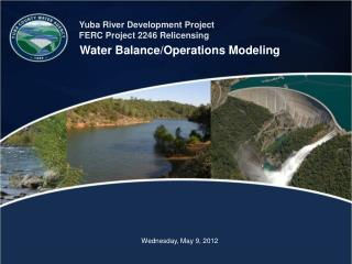 Water Balance/Operations Modeling
