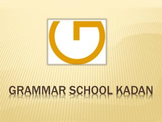 grammar school KadaN