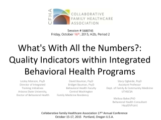 Using Incentives to  Promote Healthy Behavior and Workforce Productivity