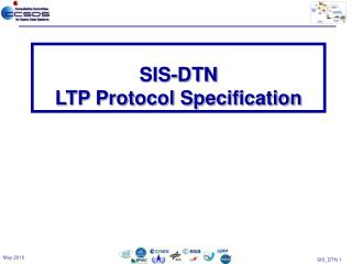 SIS-DTN LTP Protocol Specification