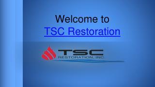 TSC Restoration