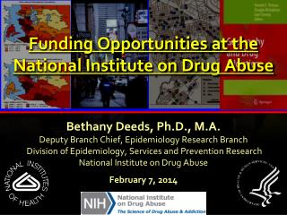 Funding Opportunities at the National Institute on Drug Abuse