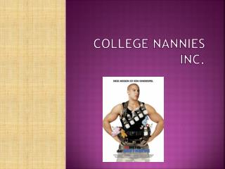 College Nannies Inc.