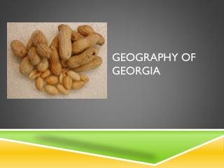 Geography of Georgia