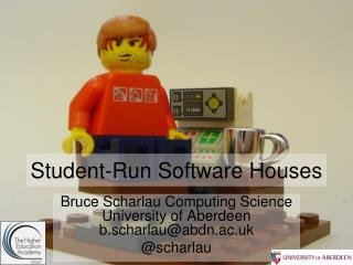 Student-Run Software Houses