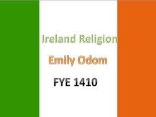 Ireland Religion