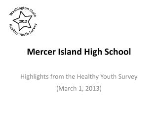 Mercer Island High School