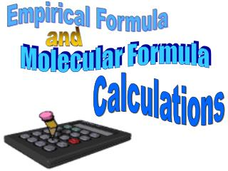 Simplest formula calculations