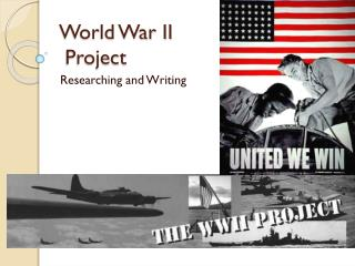 World War II  Project