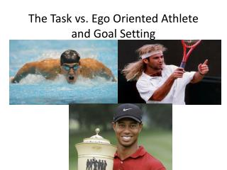 The Task vs. Ego Oriented Athlete and Goal Setting