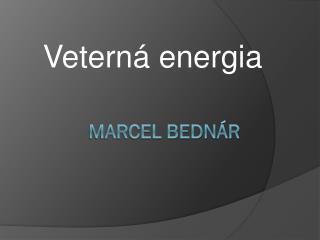 Marcel Bednár