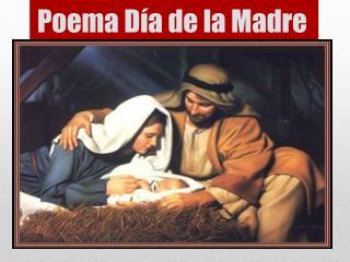 Poema D�a de la Madre