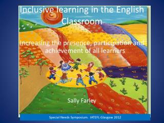 Inclusive learning in the English Classroom