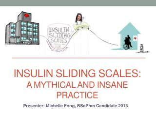 Insulin sliding scales:  A mythical and INSANE PRACTICE