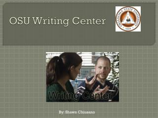 OSU Writing Center