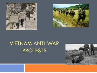 Vietnam anti-war protests