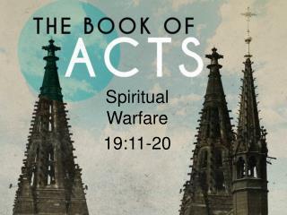 Spiritual Warfare 19:11-20