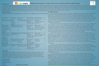Pamela Margas MaryLou  Rowe  Nursing  Research 12/5/12  Fall 2012
