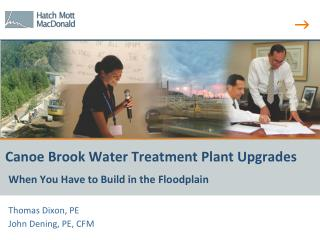 Canoe Brook Water Treatment Plant Upgrades