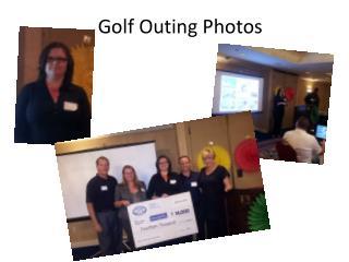 Golf Outing Photos