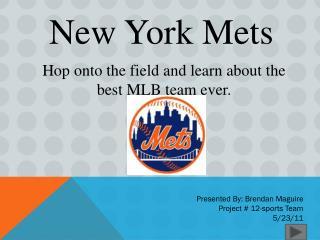 N ew York Mets