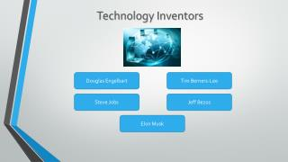 Technology Inventors