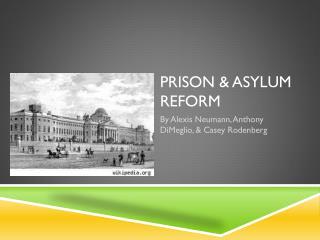 Prison & Asylum Reform