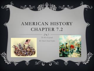 American History Chapter 7.2