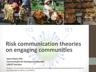 Ketan Chitnis, PhD Communication for Development Specialist UNICEF Viet  Nam