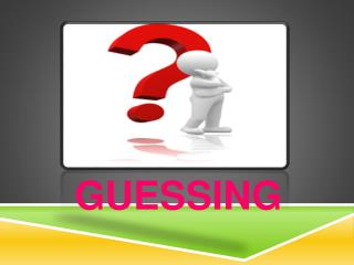 guessing guGU