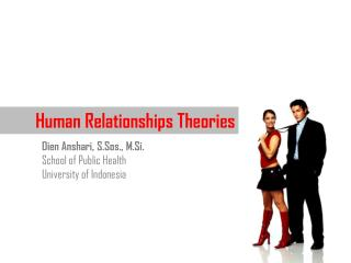 Human Relationships Theories