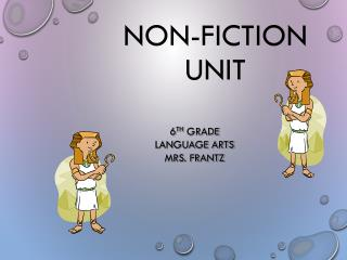Non-Fiction Unit