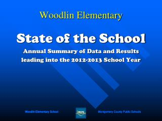 Woodlin Elementary