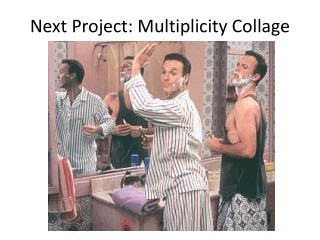 Next  Project: Multiplicity  Collage