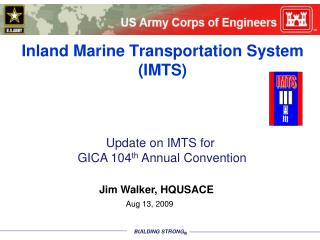 Inland Marine Transportation System