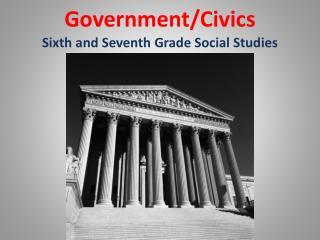 Government/Civics