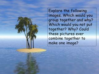 Write words around the image to describe what you see and how the man might be feeling.