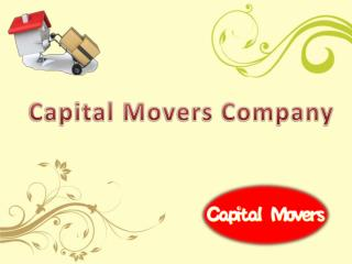 Capital Movers Company