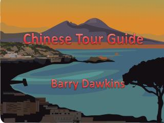 Chinese Tour Guide