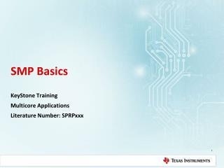 SMP Basics