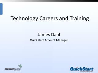 Technology Careers and Training